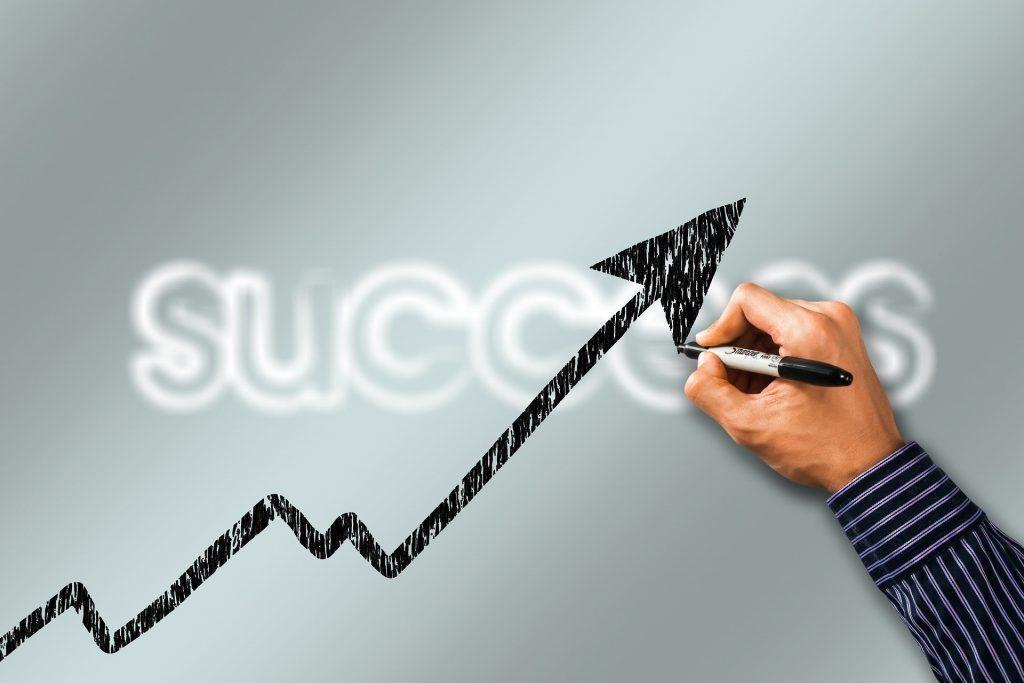 成功へ向けて