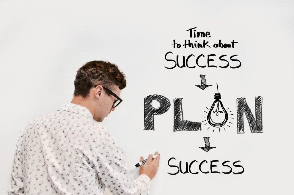 成功への戦略